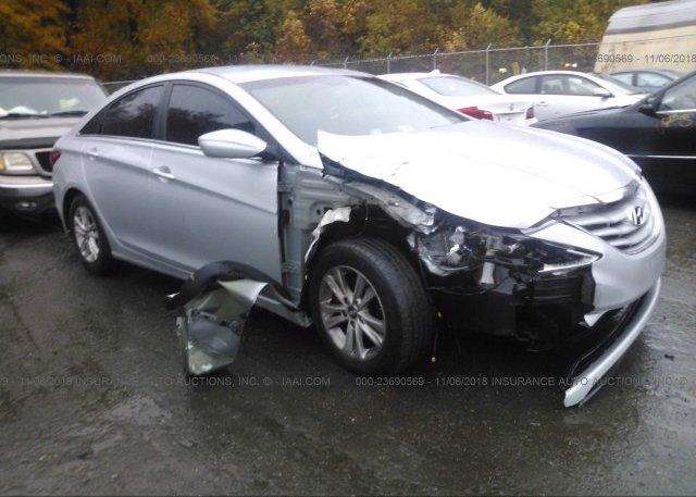 Inventory #816155550 2013 Hyundai SONATA