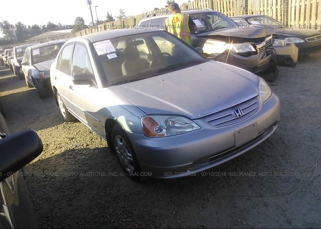 Inventory #820788207 2001 Honda CIVIC