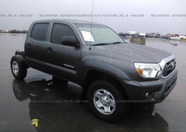 Inventory #244608907 2015 Toyota TACOMA
