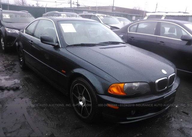Inventory #123777861 2002 BMW 325