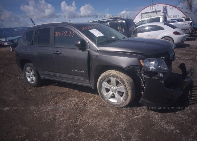 Inventory #593936028 2017 JEEP COMPASS