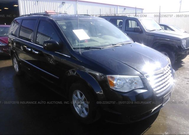 Inventory #684361514 2009 Chrysler TOWN & COUNTRY