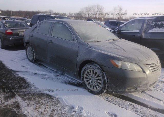 Inventory #806176934 2007 Toyota CAMRY NEW GENERAT