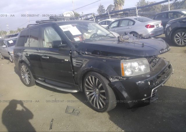 Inventory #435776698 2008 Land Rover RANGE ROVER SPORT