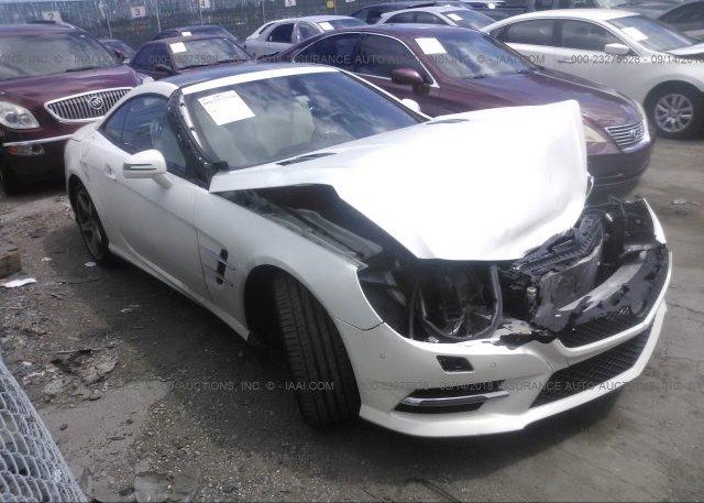 Inventory #736048866 2016 Mercedes-benz SL