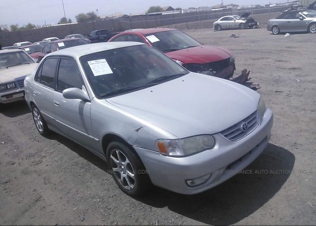 Inventory #172117671 2001 Toyota COROLLA