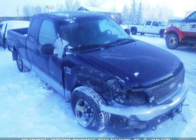2004 Ford F150 Heritage >> 2ftrx18w54ca22334 Salvage Red Ford F 150 Heritage At