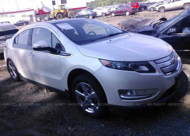 Inventory #181449488 2012 Chevrolet VOLT
