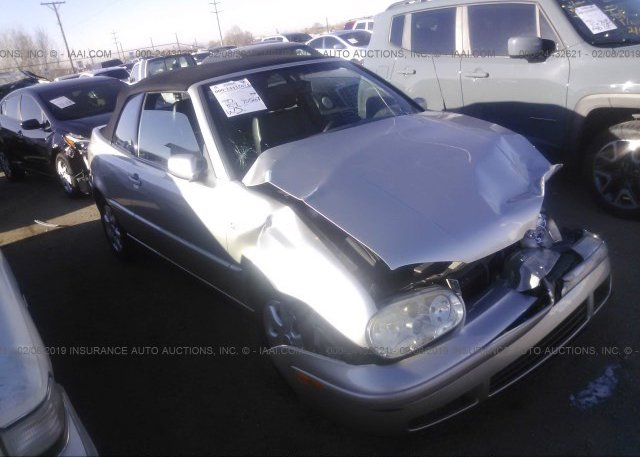 Inventory #941825837 2001 Volkswagen CABRIO