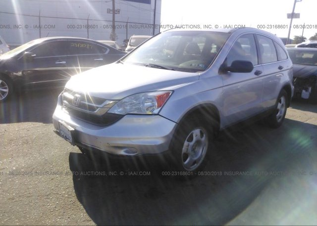 из сша 2011 Honda CR-V 5J6RE4H36BL000501