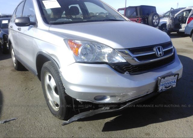 5J6RE4H36BL000501 2011 Honda CR-V