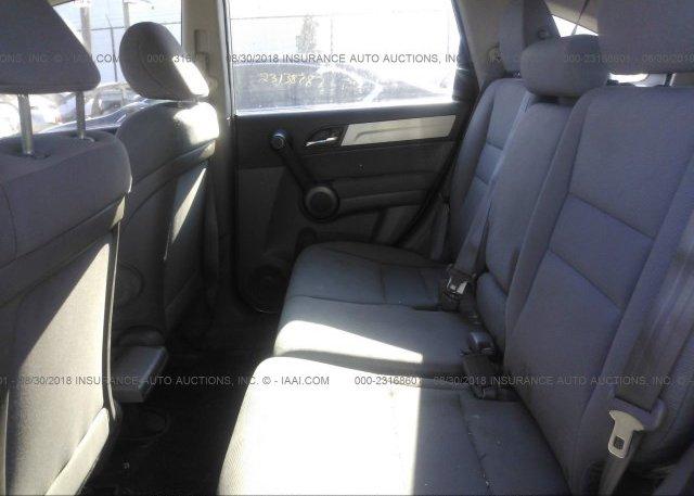 5J6RE4H36BL000501 2011 Honda CR-V