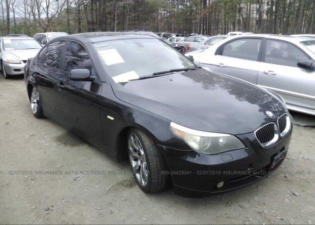 Inventory #383414246 2005 BMW 545
