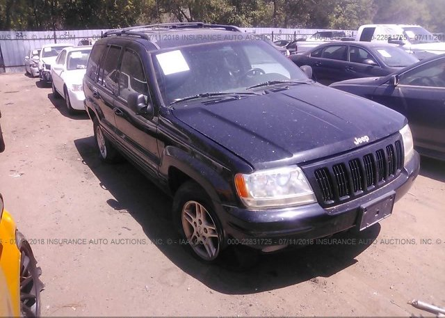 Inventory #386408437 1999 JEEP GRAND CHEROKEE