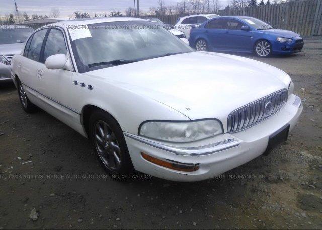 Inventory #993393661 2003 Buick PARK AVENUE