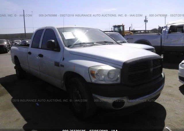 Inventory #212934771 2007 Dodge RAM 2500