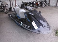 2014 YAMAHA PERSONAL WATERCRAFT