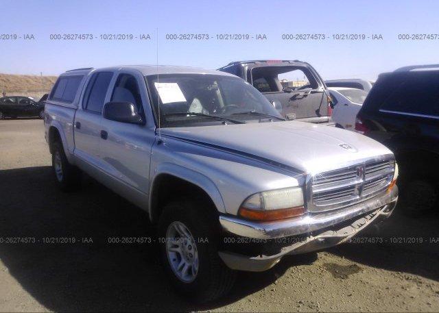 Inventory #265419430 2004 Dodge DAKOTA