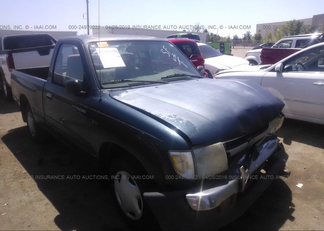 Inventory #719010717 1998 Toyota TACOMA