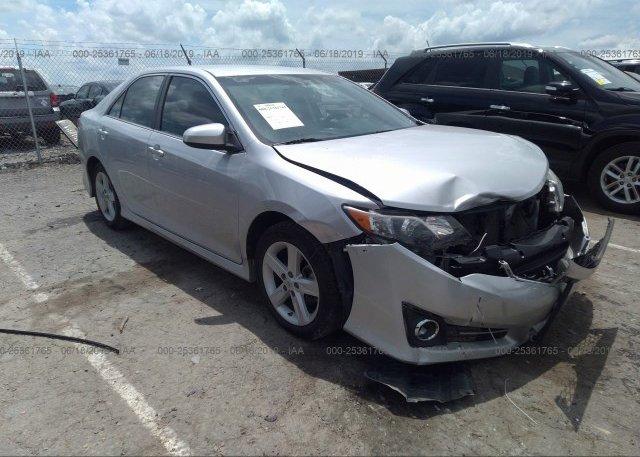 Inventory #434173100 2012 Toyota CAMRY