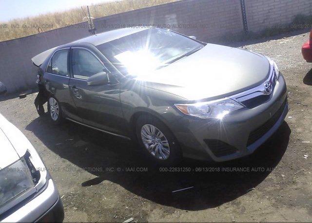 Inventory #583511748 2014 Toyota CAMRY