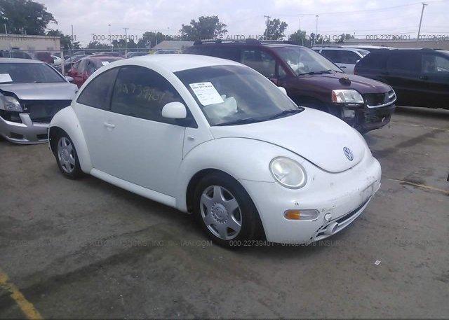 Inventory #145835231 1999 Volkswagen NEW BEETLE