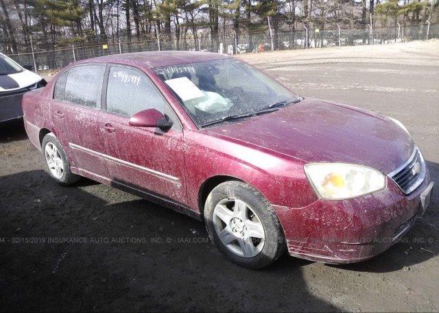 Inventory #625351940 2006 Chevrolet MALIBU