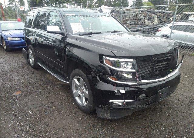 Inventory #185704031 2018 Chevrolet TAHOE