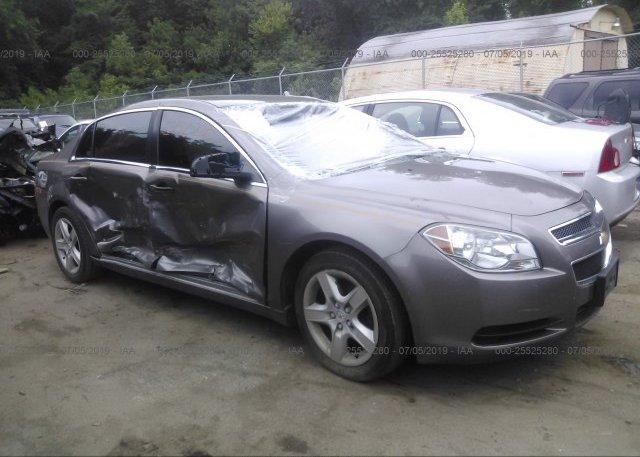 Inventory #490434761 2012 Chevrolet MALIBU