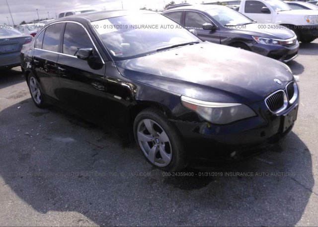 Inventory #394154289 2006 BMW 530