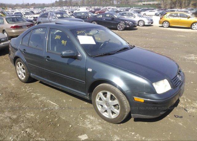 Inventory #108981158 2003 Volkswagen JETTA