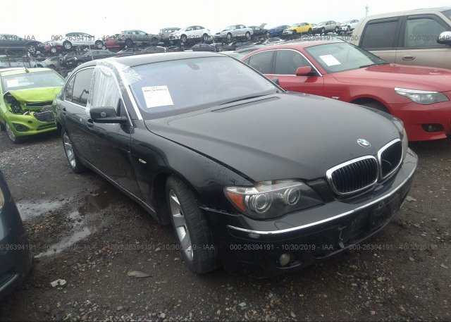 Inventory #702509600 2007 BMW 750