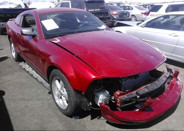 Inventory #351233845 2008 FORD MUSTANG