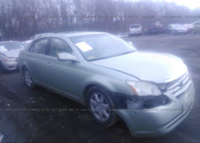 Inventory #605143481 2005 Toyota AVALON