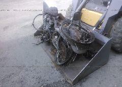 2006 Harley-davidson XL883 - 1HD4CMM196K460160 [Angle] View