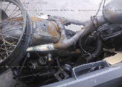 2006 Harley-davidson XL883 - 1HD4CMM196K460160 front view