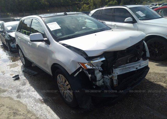 Inventory #406924604 2010 FORD EDGE