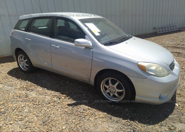 Inventory #100353666 2005 Toyota COROLLA MATRIX
