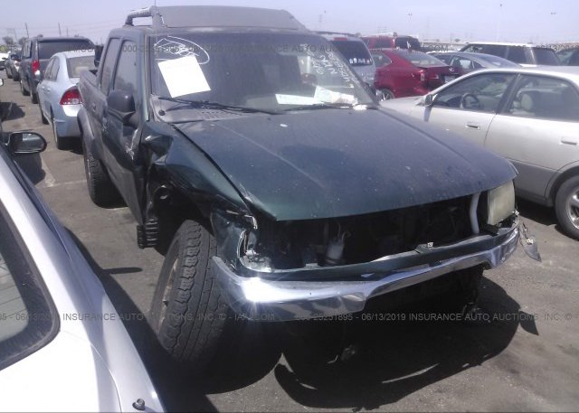 Inventory #758814224 2000 Nissan FRONTIER