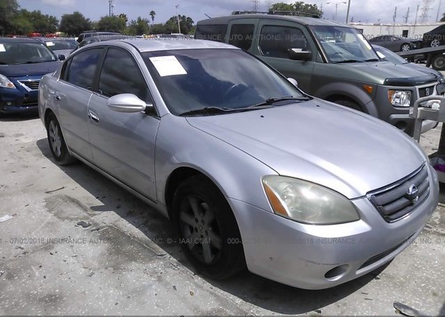Inventory #755357658 2002 Nissan ALTIMA