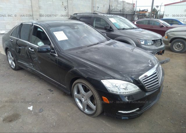 Inventory #733072875 2010 Mercedes-benz S