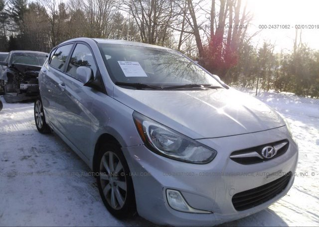 Inventory #534328706 2012 Hyundai ACCENT
