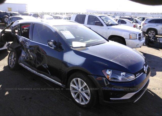 Inventory #895369999 2017 Volkswagen GOLF ALLTRACK
