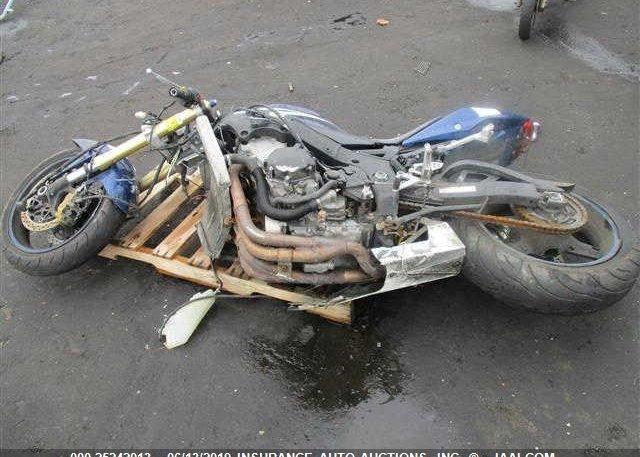 Inventory #890523234 2004 Suzuki GSX-R750