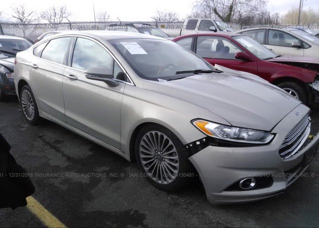 Inventory #674023392 2016 FORD FUSION