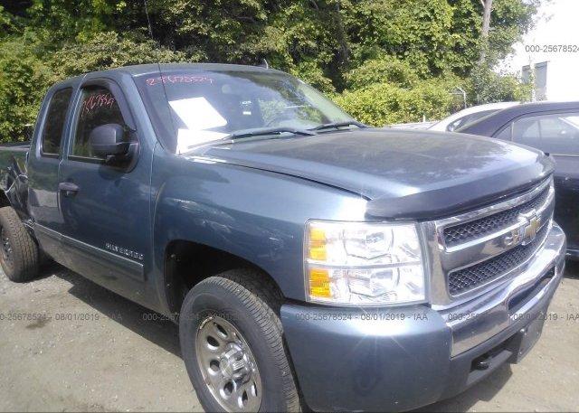 Inventory #394163644 2011 Chevrolet SILVERADO