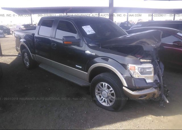 Inventory #678805853 2014 FORD F150