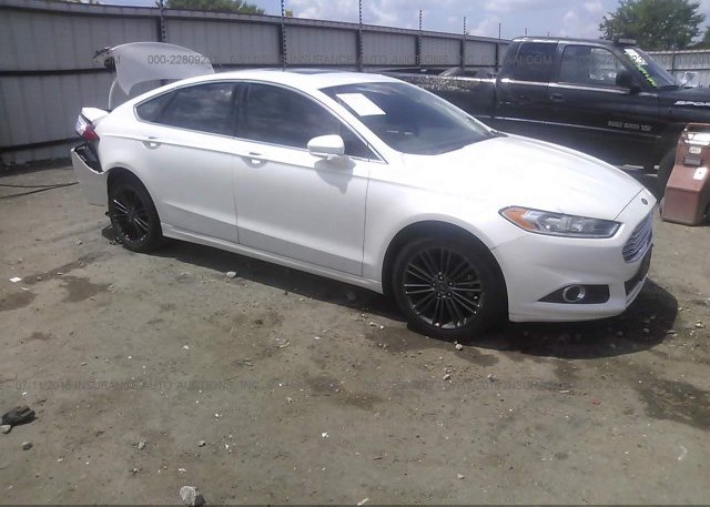 Inventory #324821546 2014 FORD FUSION
