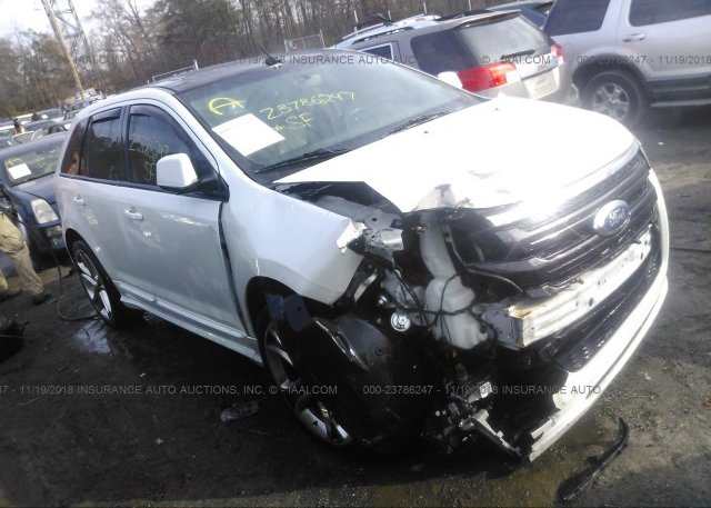 Inventory #669441188 2011 FORD EDGE