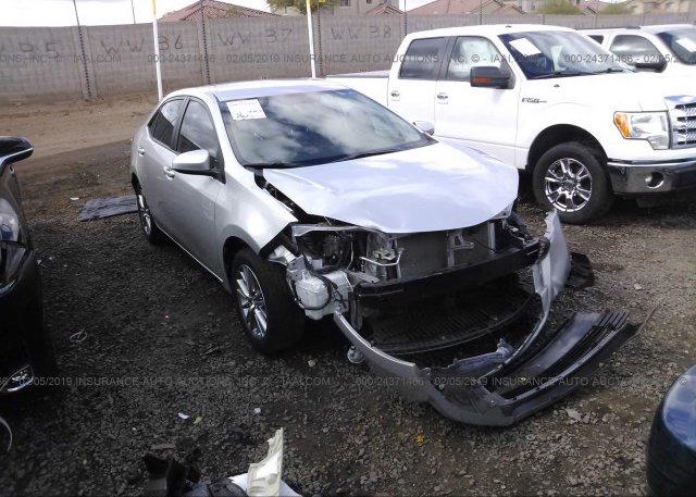 Inventory #800316284 2015 Toyota COROLLA